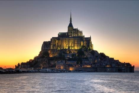 Abbey of Mont Saint-Michel